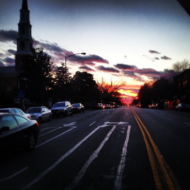 Chapel Hill Sunset